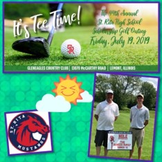 44th Annual St. Rita Scholarship Golf Outing 2019