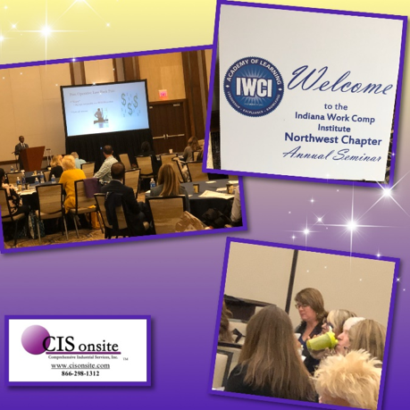 Indiana Workers Compensation Institute Northwestern Chapter Annual Seminar 2019