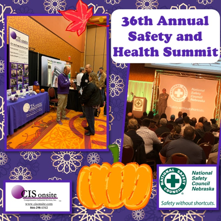 National Safety Council Nebraska- Annual Safety & Health Summit 2019
